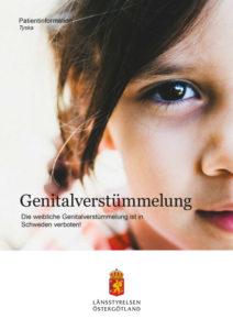 Patientinfo könsstympning - tyska